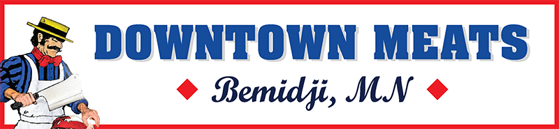 Bemidji Downtown Meats Logo