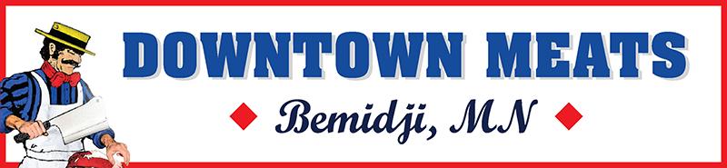 Bemidji Downtown Meats Logo