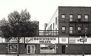 Original Downtown Meats store