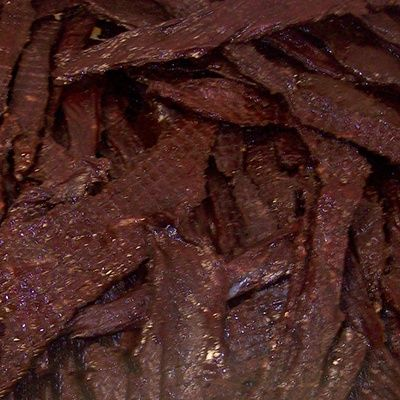 Peppered-Jerky